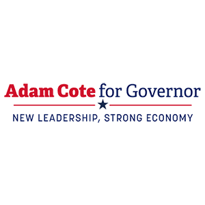 Adam Cote for Governor